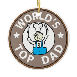 Fathers Day Gifts Ornament