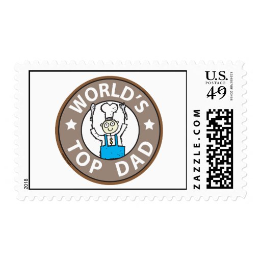 Fathers Day Gifts Postage Stamps