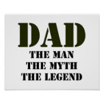 Father's Day Gifts Poster