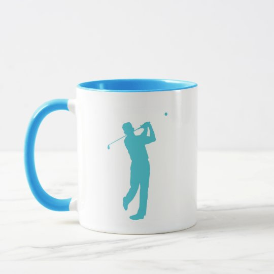 Father's Day & Golf Mug