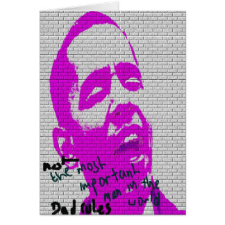 Father's Day Graffiti Card