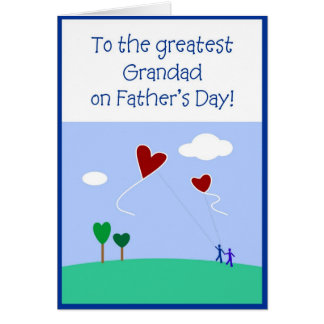 Father's Day - Grandfather Greeting Cards