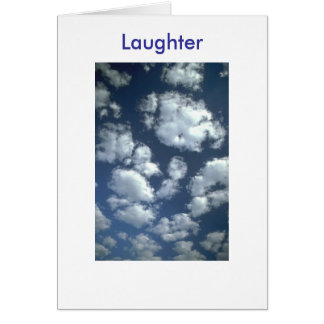 """Father's Day""  Laughter Greeting Cards"