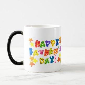 Father's Day Morphing Mug mug