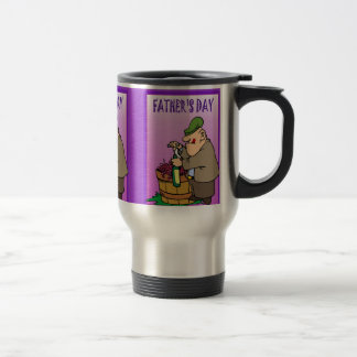 Father's day, perfect for mulled wine travel mug