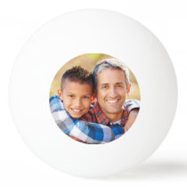 Father's Day Personalized Photo Ping Pong Balls