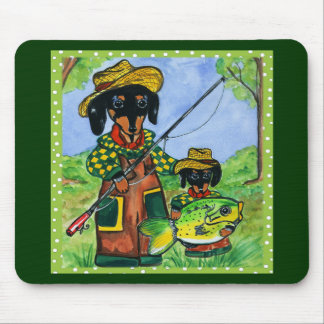 Fathers Day Pet Products Mouse Pad