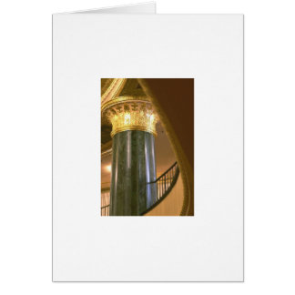 """""""Father's Day""""  Pillar of Strength Card"""