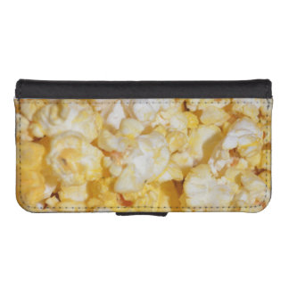 Father's Day Popcorn Snacks Kitchen Food Art Party iPhone SE/5/5s Wallet