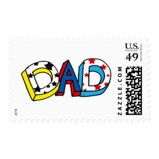 Father's day postage