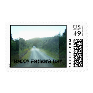 Fathers Day postage