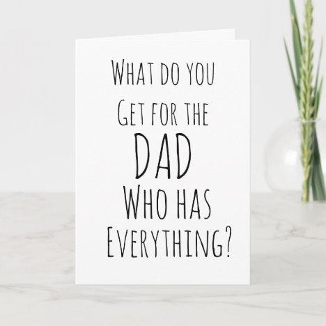 Father's Day pregnancy reveal new grandpa Holiday Card