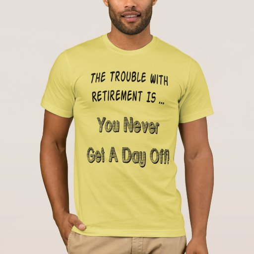 Father's Day Retirement T-shirts