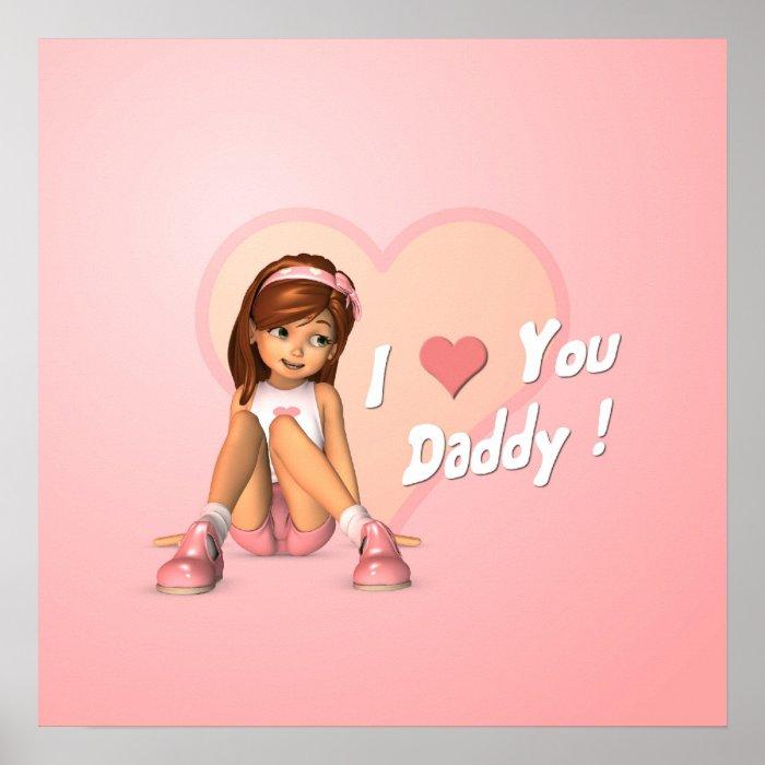 Fathers Day Sadie Print | Zazzle