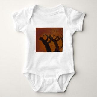 Father's Day Saxiphone Jazz Art T-shirt