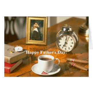 Fathers Day Scene Card