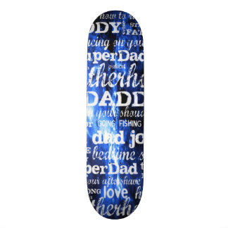fathers day skateboard deck