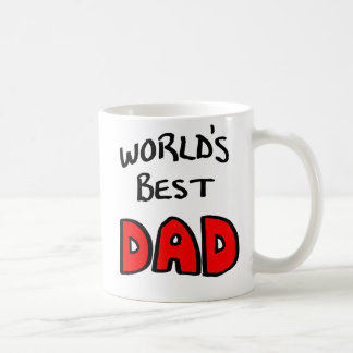 Fathers Day Slots:  Worlds Best Dad mug