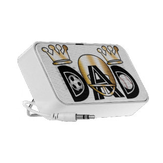 Father's Day Sports Dad Speaker