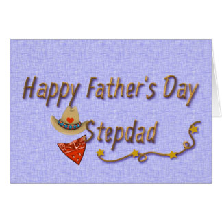 Father's Day Stepdad Card