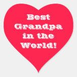 Father's Day Sticker for Grandpa