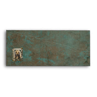 Fathers Day - Stone Paws - Afghan Envelope