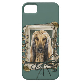 Fathers Day - Stone Paws - Afghan iPhone SE/5/5s Case