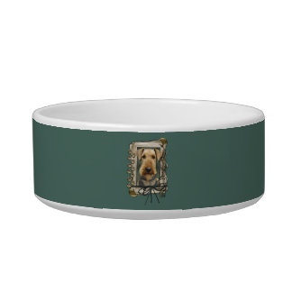 Fathers Day - Stone Paws - Airedale Pet Water Bowls