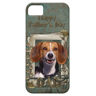 Fathers Day - Stone Paws - Beagle iPhone 5 Cases