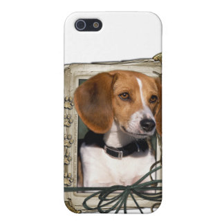 Fathers Day - Stone Paws - Beagle Covers For iPhone 5