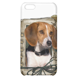 Fathers Day - Stone Paws - Beagle iPhone 5C Covers