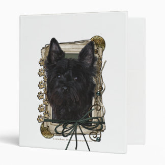 Fathers Day - Stone Paws - Cairn - Rosco Binder