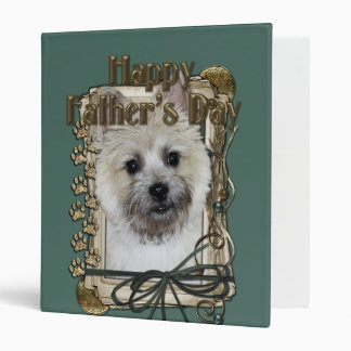 Fathers Day - Stone Paws - Cairn - Teddy Bear Binders