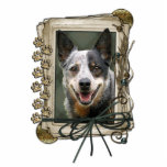 Fathers Day - Stone Paws - Cattle Dog Cut Outs