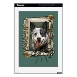 Fathers Day - Stone Paws - Cattle Dog PS3 Decals