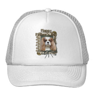 Fathers Day - Stone Paws - Cavalier - Blenheim Mesh Hats