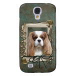 Fathers Day - Stone Paws - Cavalier Samsung Galaxy S4 Cases