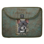 Fathers Day - Stone Paws - Chihuahua - Isabella MacBook Pro Sleeves
