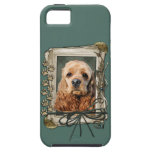 Fathers Day - Stone Paws - Cocker Spaniel iPhone 5 Cases