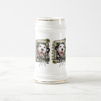 Fathers Day - Stone Paws - Dalmatian Beer Stein