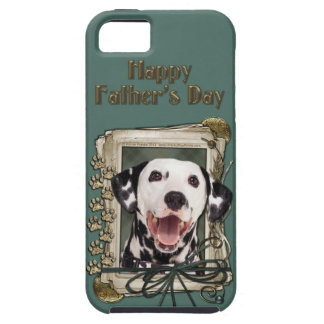 Fathers Day - Stone Paws - Dalmatian iPhone SE/5/5s Case