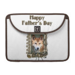 Fathers Day - Stone Paws - Dingo Sleeves For MacBooks