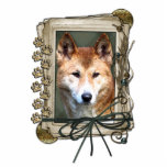 Fathers Day - Stone Paws - Dingo Photo Cut Out