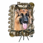 Fathers Day -Stone Paws German Shepherd Chance_Dad Cut Outs