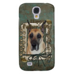 Fathers Day - Stone Paws - Great Dane Samsung Galaxy S4 Covers