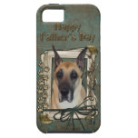 Fathers Day - Stone Paws - Great Dane iPhone 5 Cover