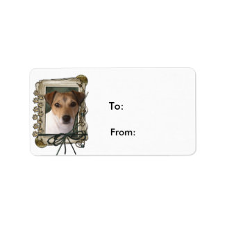 Fathers Day - Stone Paws - Jack Russell Label