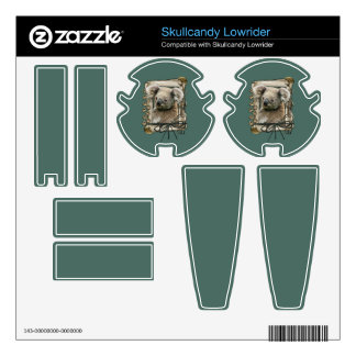 Fathers Day - Stone Paws - Koala Decals For Skullcandy