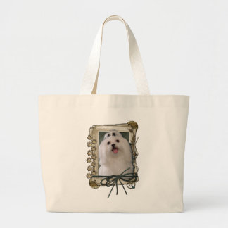 Fathers Day - Stone Paws - Maltese Bags