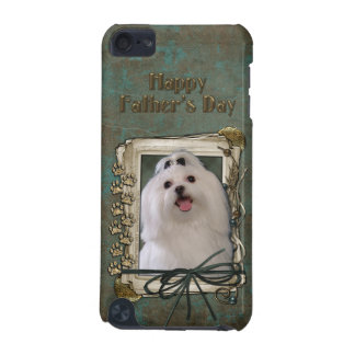 Fathers Day - Stone Paws - Maltese iPod Touch (5th Generation) Cover